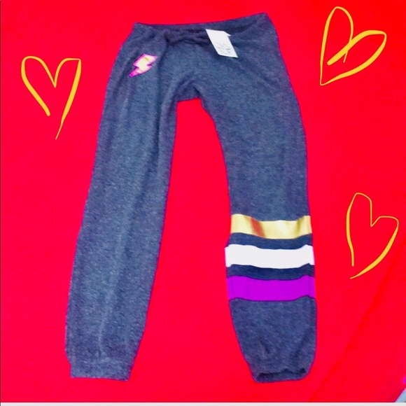 Starry Pant in Gray. - size M (also in S,XS) Chaser